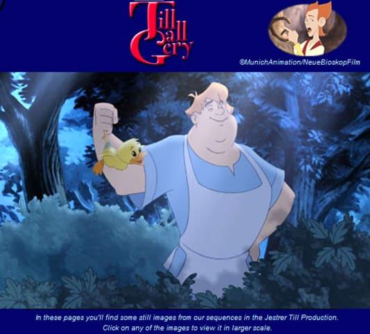 film animazione